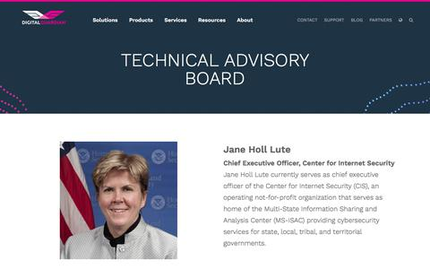 Technical Advisory Board | Digital Guardian