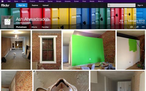 Screenshot of Flickr Page flickr.com - Flickr: Grassroot Technologies' Photostream - captured Oct. 22, 2014