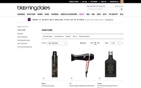 Salon Hair Products | Luxury Hair Products - Bloomingdale's