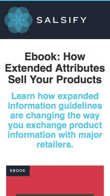Ebook - How Extended Attributes Sell Your Products