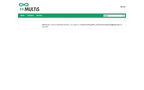 Screenshot of Team Page multisgroup.com - Management :: Multis Group - captured Oct. 26, 2014