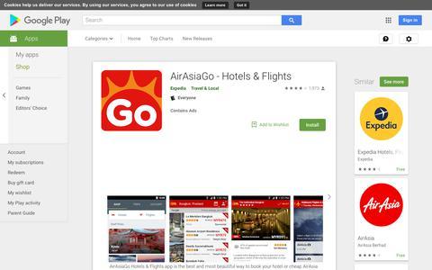 AirAsiaGo - Hotels & Flights - Apps on Google Play