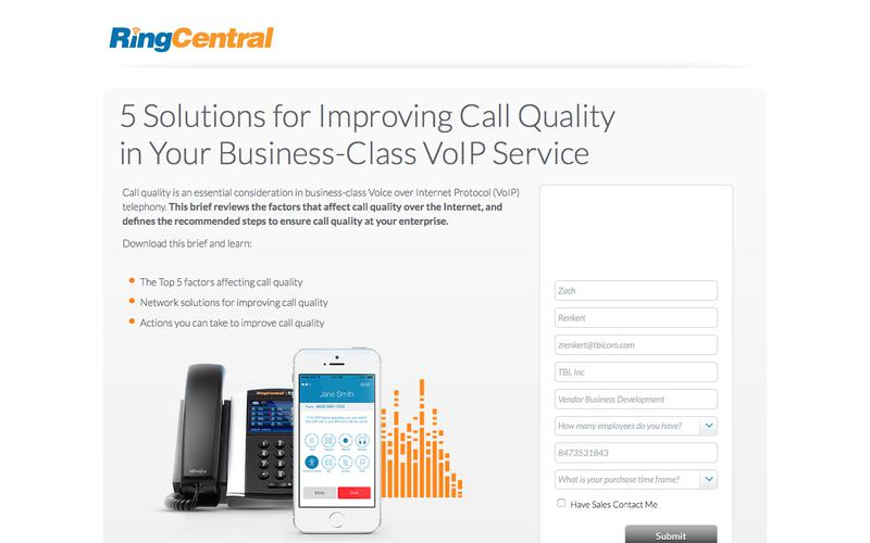 5 Solutions for Improving Call Quality in Your Business-Class VoIP Service