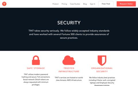 TINT Security