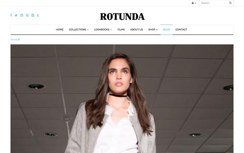 Screenshot of Blog rotundastore.com - Blog   Rotunda Store   Rotunda Store websiteRotunda Store   Rotunda Store website - captured Feb. 15, 2016