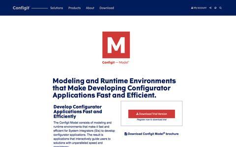Configit — Model