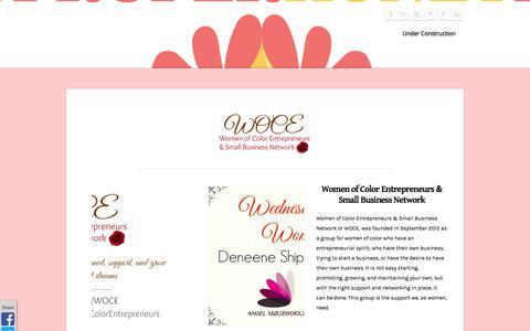 Screenshot of Signup Page properhoney.com - Women of Color Entrepreneurs - proper honey - captured Sept. 30, 2014