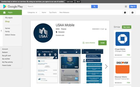 USAA Mobile - Android Apps on Google Play
