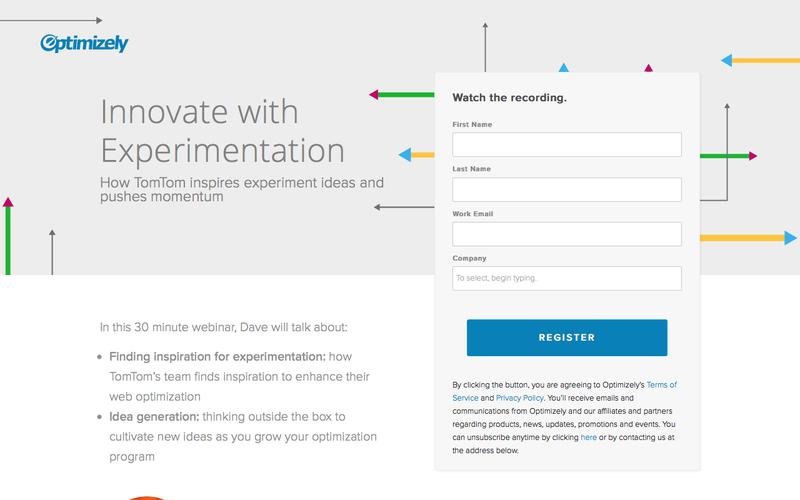 Innovate with Experimentation