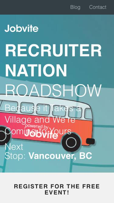 Recruiter Nation Breakfast | Vancouver
