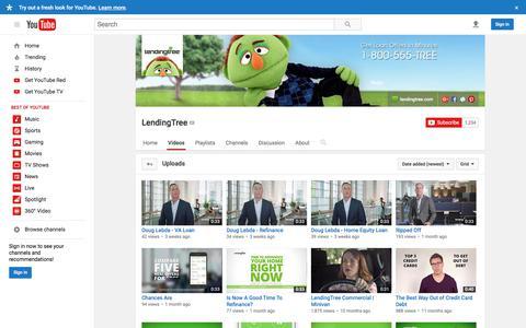 LendingTree  - YouTube