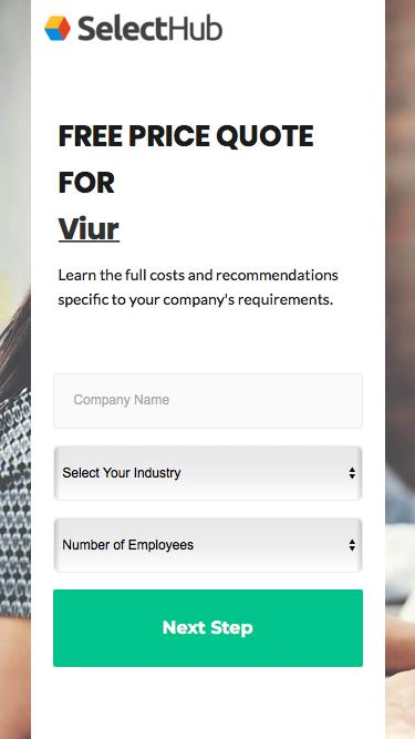 Get Product Pricing for Viur