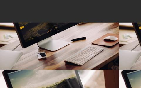 Screenshot of Home Page wyfenbok.com - Wyfenbok | Jacksonville Web Design & Web Development - captured Jan. 11, 2016