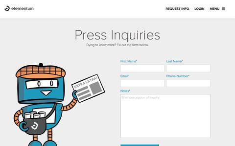 Elementum Press