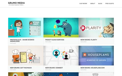 Featured Archives « Grumo Media