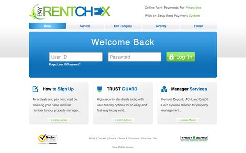 PayRentChex | Online Rent Payment System | Online Property Management Software