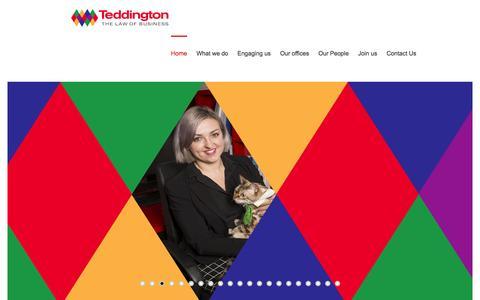 | Business Advice Sydney, Business Lawyers Sydney, Teddington Legal Services