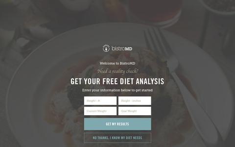 Screenshot of Team Page bistromd.com - Our People | Weight Loss Experts | bistroMD - captured Nov. 17, 2017