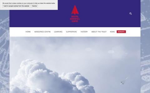 Screenshot of Terms Page bristolaero.org - Terms & Conditions — Bristol Aerospace Centre - captured Oct. 5, 2014