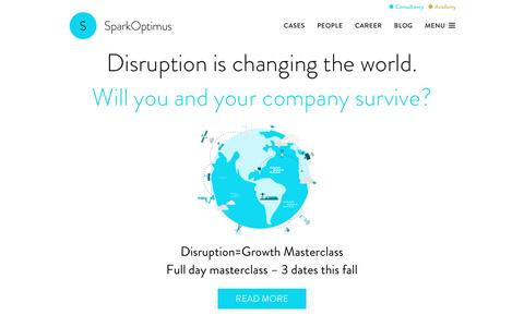 SparkOptimus helps fuel digital growth