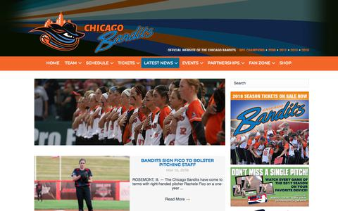 News – Chicago Bandits