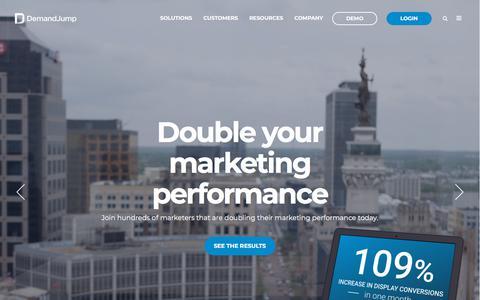 DemandJump | Customer Acquisition Platform