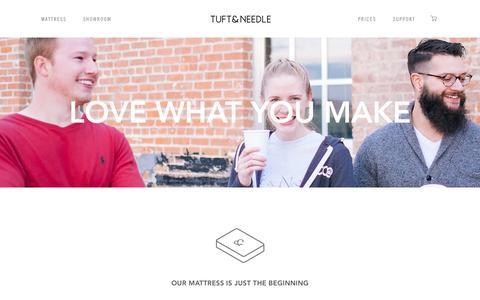 Jobs | Tuft & Needle