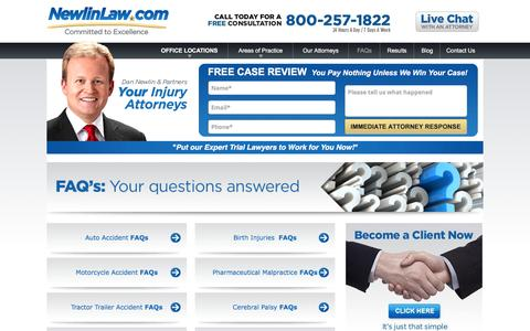 Orlando Disability Lawyers - FAQs - Florida Disability Attorneys