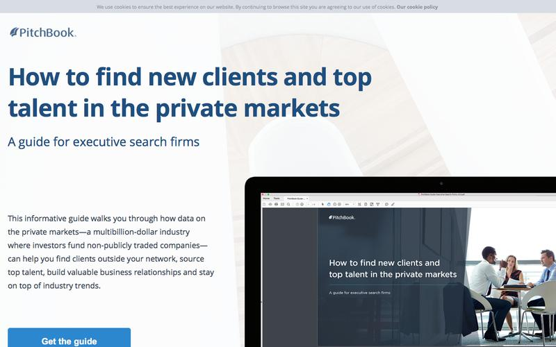 How to find new clients and top talent in the private markets