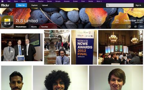 Screenshot of Flickr Page flickr.com - Flickr: 2LS Limited's Photostream - captured Oct. 22, 2014
