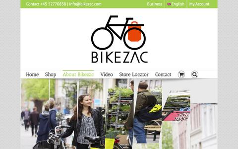 Screenshot of Press Page bikezac.com - Press - Bikezac - captured Feb. 2, 2016