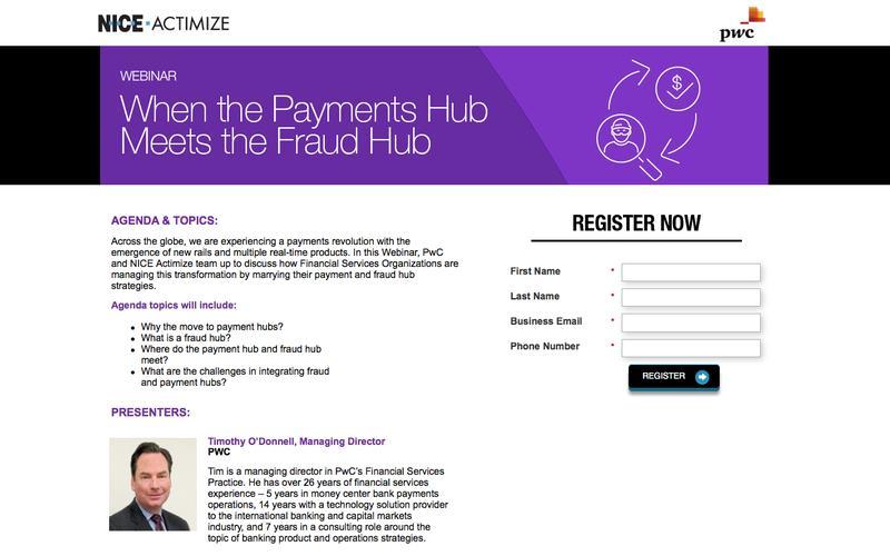 Payments&Fraud Webinar
