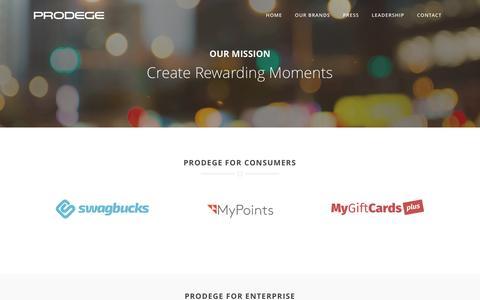 Home - Prodege.com