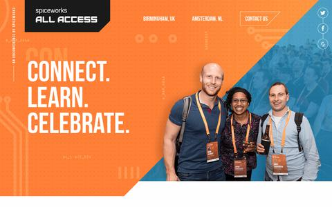 Spiceworks All Access 2018
