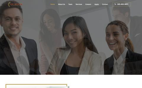Screenshot of Home Page tristateacquisitions.com - Tri-State Acquisitions, Inc - captured Nov. 18, 2018