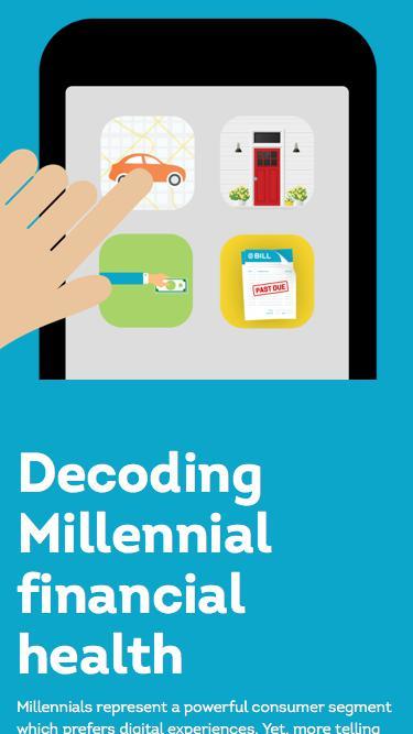 Decoding Millennial financial health | TransUnion