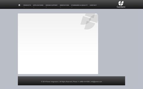 Screenshot of Contact Page camsemi.com - CamSemi   - captured June 16, 2015