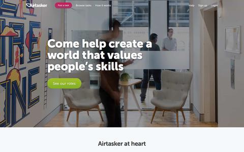 Careers   Airtasker