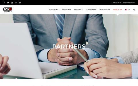 Partners - Mi9 Retail