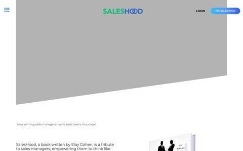 SalesHood - Book