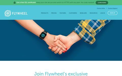 Flywheel |   Partners