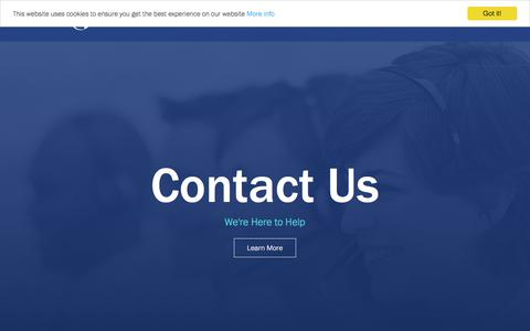Screenshot of Contact Page domicilium.com - Contact - captured Aug. 7, 2018