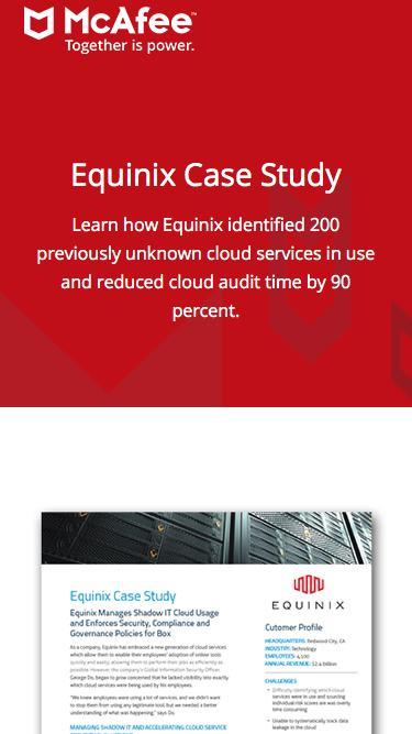 Equinix Case Study