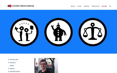 Jeremy Malcolm | Electronic Frontier Foundation