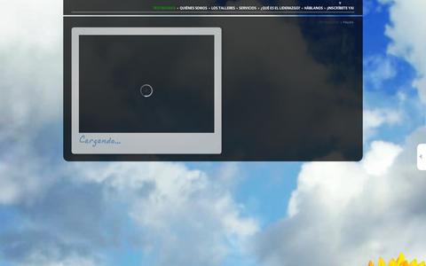 Screenshot of Home Page procesosaltavida.com - ALTAVIDA [Coaching en liderazgo] - captured Oct. 1, 2014