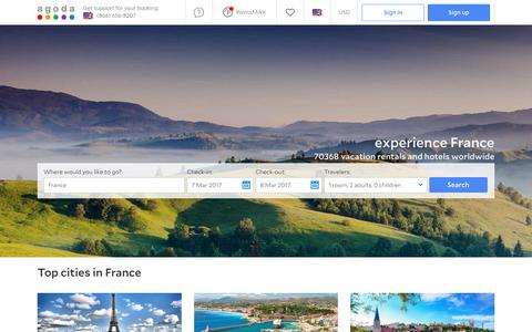 France Hotels - Online hotel reservations for Hotels in France