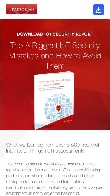 The 8 Biggest IoT Security Mistakes and How to Avoid Them