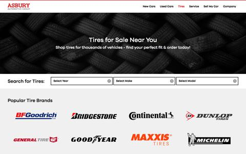 Discount Tires for Sale Near Me - Cheap Tires