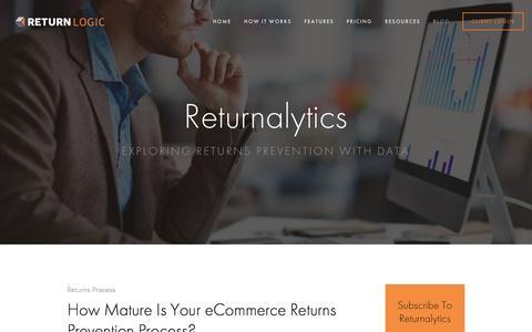 ReturnLogic Blog