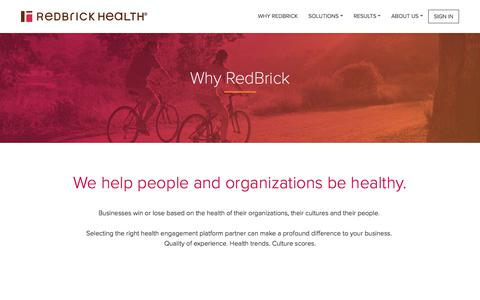 Focus on Employee Engagement Strategy – RedBrick Health